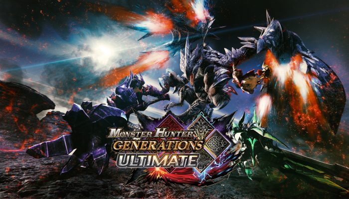Capcom: 'Monster Hunter Generations Ultimate coming to Nintendo Switch on August 28th'