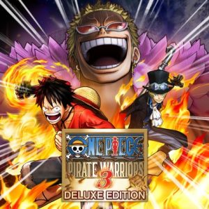 Nintendo eShop Downloads Europe One Piece Pirate Warriors 3 Deluxe Edition