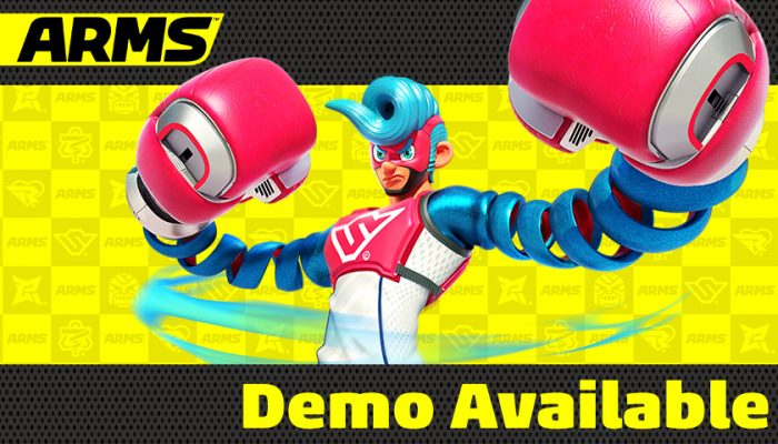 NoA: 'Arms demo now available'