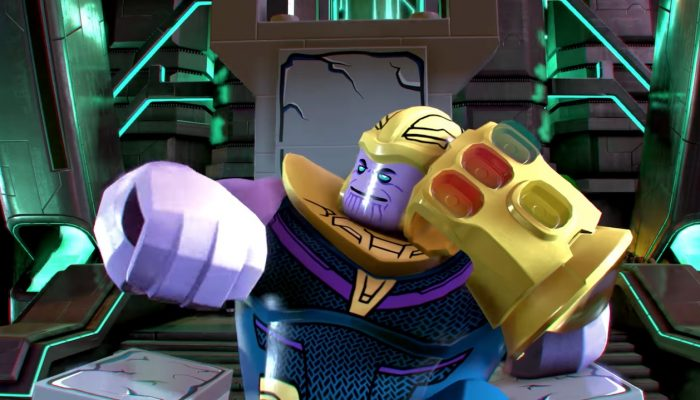 LEGO Marvel Super Heroes 2 – Infinity War Launch Trailer
