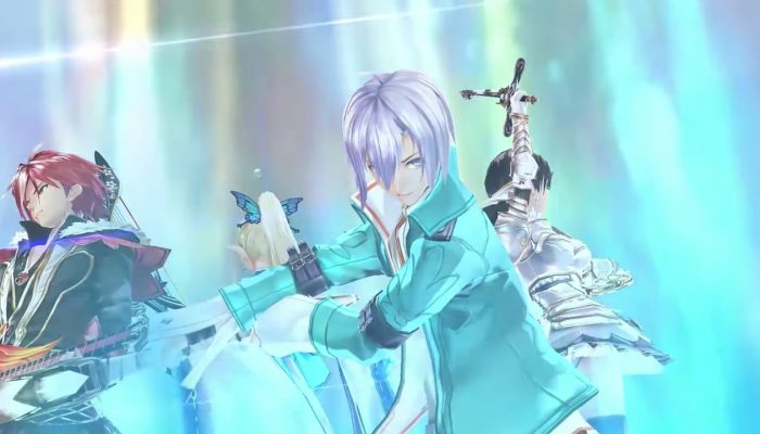 Shining Resonance Refrain – Heroes Trailer