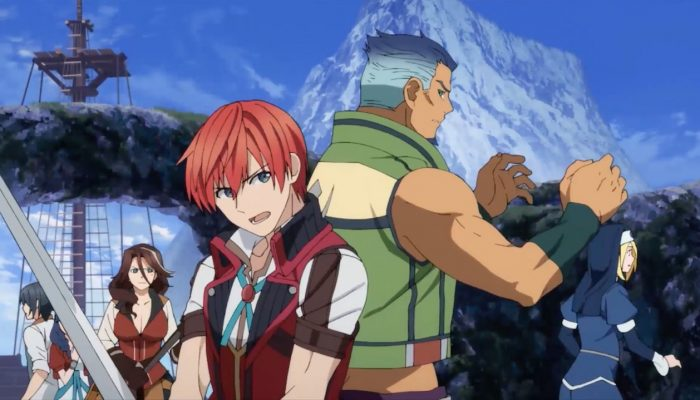 Ys VIII: Lacrimosa of Dana – Adol Christin, The Adventurer! Trailer