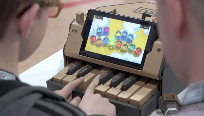 Nintendo Labo – UK Commercials