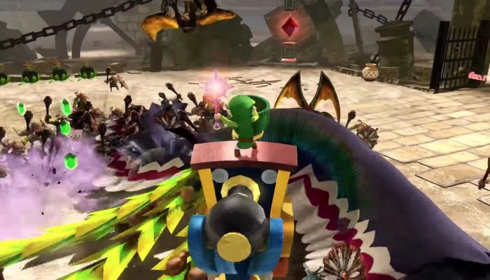 Hyrule Warriors: Definitive Edition – Character Highlight Series Trailer #3