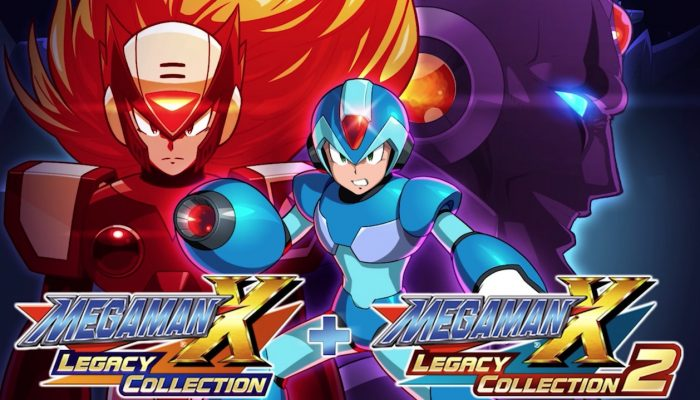 Mega Man X Legacy Collection 1 & 2 – Music Preview