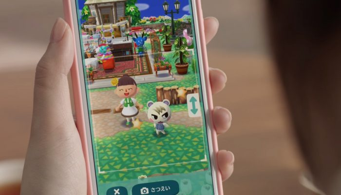 Animal Crossing: Pocket Camp – Japanese Commercials