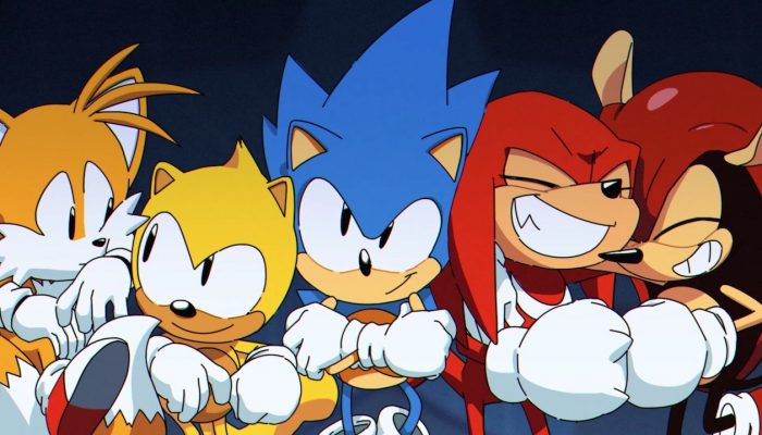 Sonic Mania Plus – Release Date Trailer