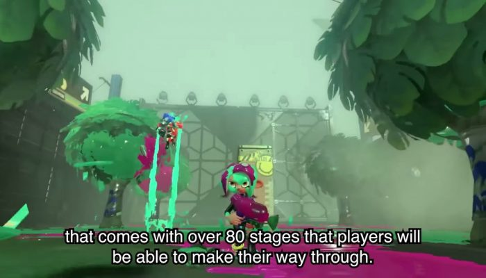 Splatoon 2 – Octo Expansion Dev. Talk ft. Mr. Nogami