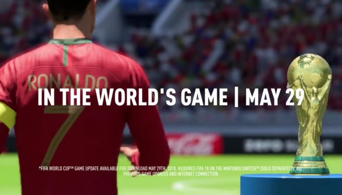 FIFA 18 – 2018 FIFA World Cup Russia Reveal Trailer