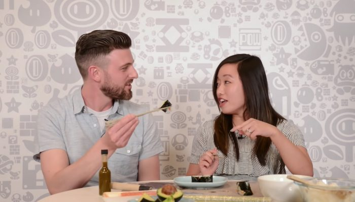 Nintendo Minute – Sushi Battle + Making Our Sushi Creation in Sushi Striker: Way of the Sushido