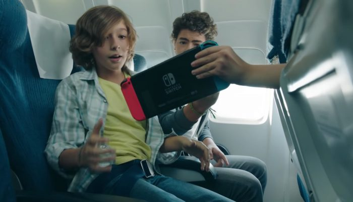 Nintendo Switch – Play Great Games Together Commercial