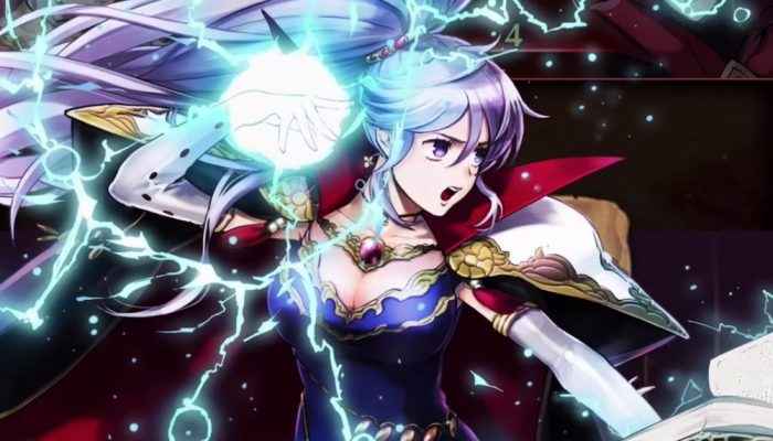 Fire Emblem Heroes – New Heroes (Genealogy) Trailer