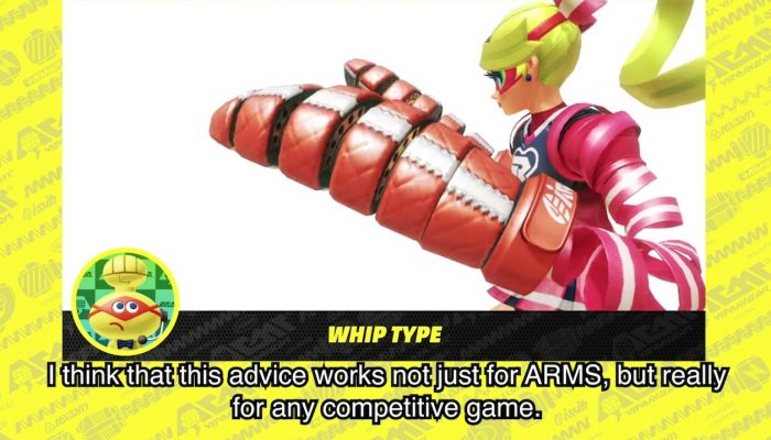 Arms – Dev. Talk ft. Mr. Yabuki