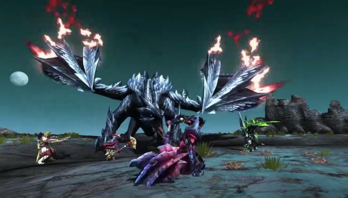 Monster Hunter Generations Ultimate – Announcement Trailer