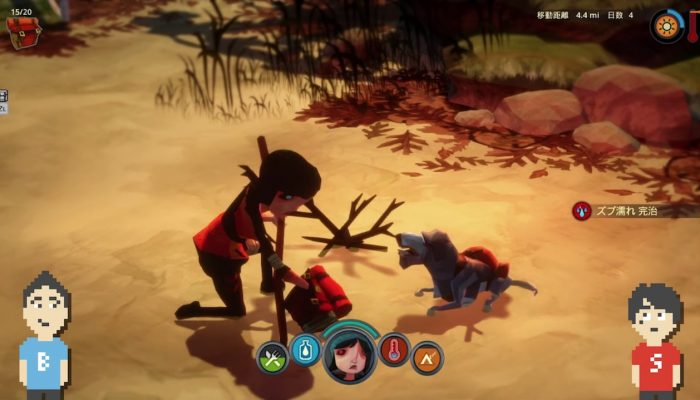 The Flame in the Flood: Complete Edition – Japanese Indie World Headline 2018.5.11