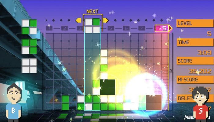 Lumines Remastered – Japanese Indie World Headline 2018.5.11