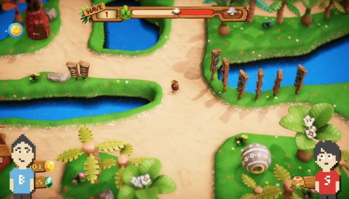 PixelJunk Monsters 2 – Japanese Indie World Headline 2018.5.11