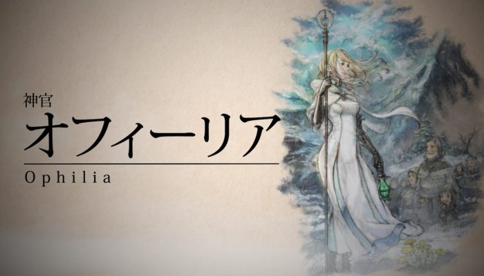 Octopath Traveler – Japanese May 2018 Preview Trailer