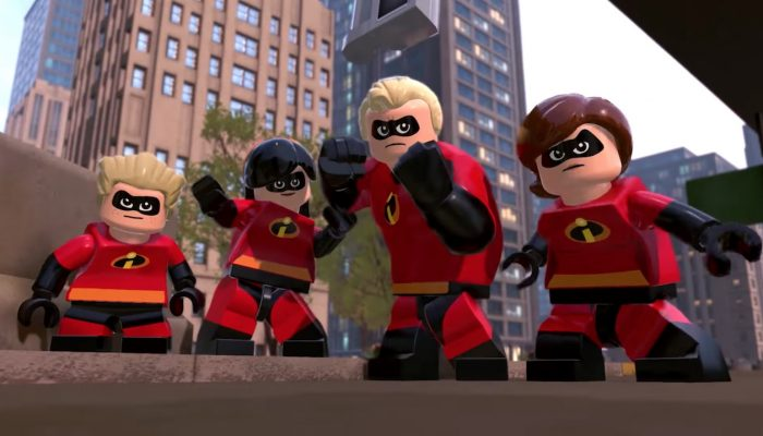 LEGO The Incredibles – CrimeWaves Trailer