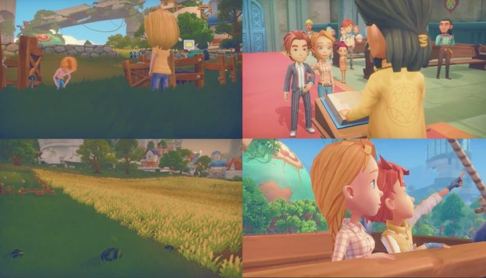 My Time At Portia – Character Quests