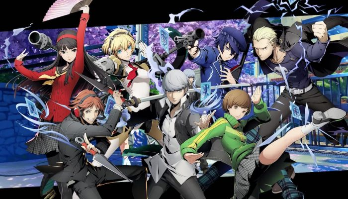 BlazBlue Cross Tag Battle – Persona 4 Arena Highlight Trailer