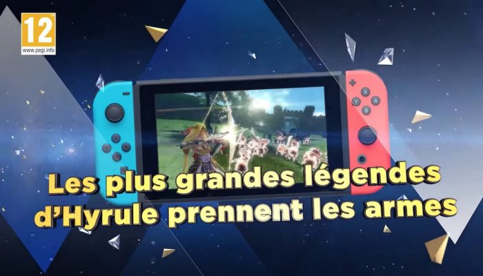 Hyrule Warriors: Definitive Edition – Bande-annonce de lancement