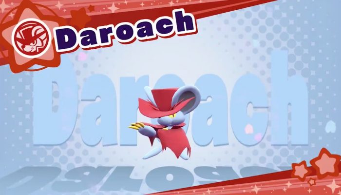 Daroach is coming to Kirby Star Allies