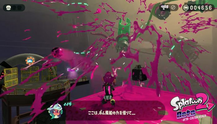 Splatoon 2 – Fourth Japanese Octo Expansion Gameplay