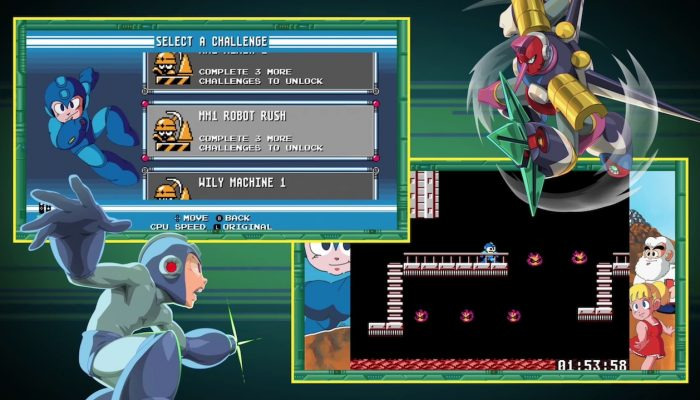 Mega Man Legacy Collection 1 + 2 – Launch Trailer