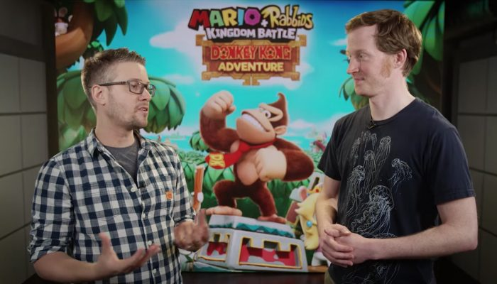 Mario + Rabbids Kingdom Battle – Donkey Kong's Adventure New Gameplay Details and Interview