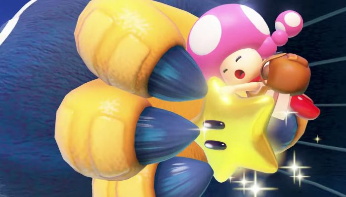 Captain Toad: Treasure Tracker – Gameplay Trailer