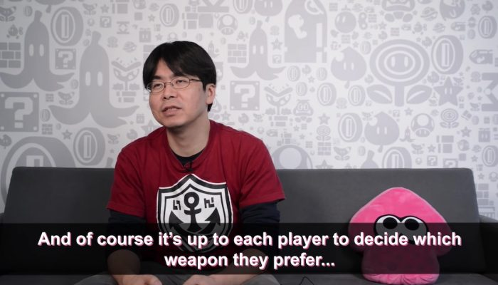 Splatoon 2 – Dev. Tips with Mr. Nogami Pt. 1: The Versatile Shooter