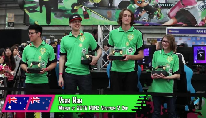 Splatoon 2 World Championship Team Spotlight