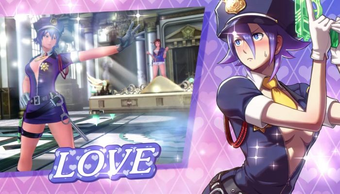 SNK Heroines: Tag Team Frenzy – Love Heart, Reporting for Duty! Trailer