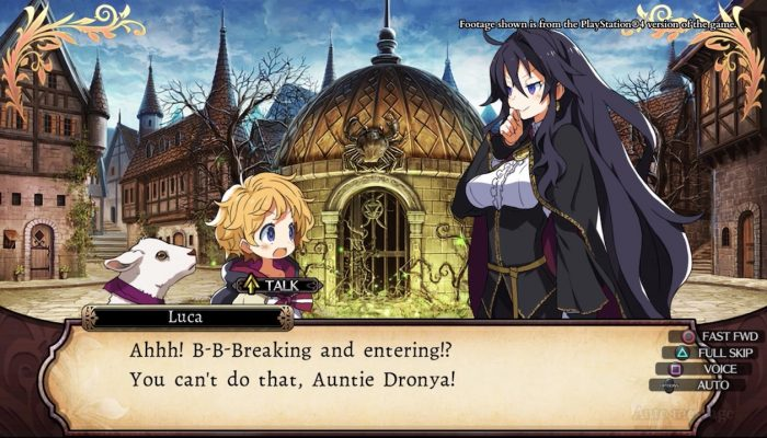 "Labyrinth of Refrain: Coven of Dusk – ""B-B-Breaking and Entering!?"""