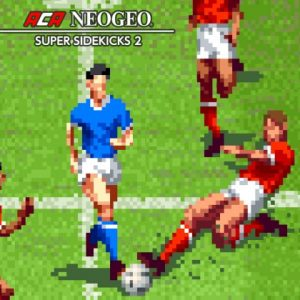 Nintendo eShop Downloads Europe ACA NeoGeo Super Sidekicks 2