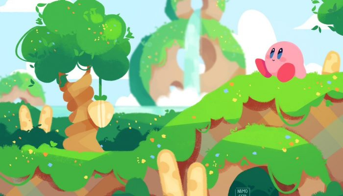 Check out some community art for Kirby Star Allies