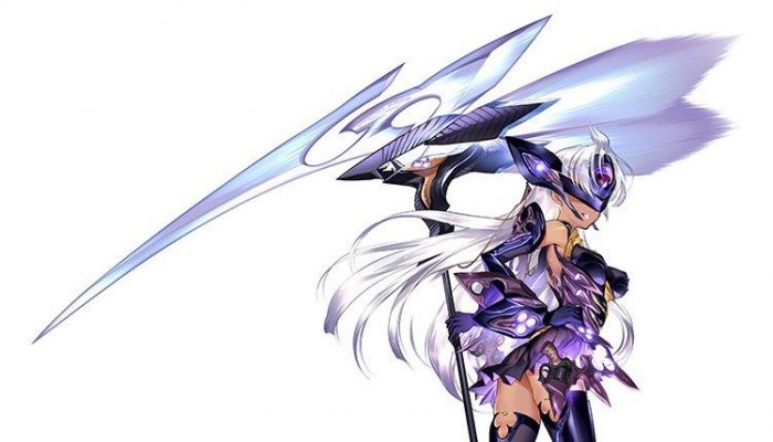 A new Rare Blade, T-elos, in Xenoblade Chronicles 2
