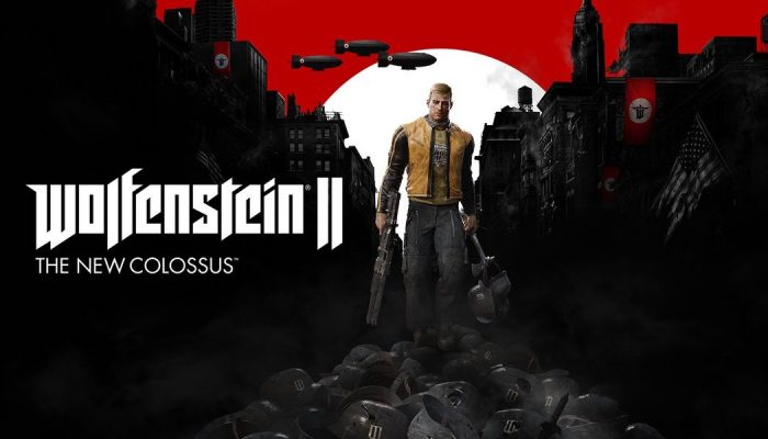 Wolfenstein II The New Colossus available for pre-order on the the European eShop