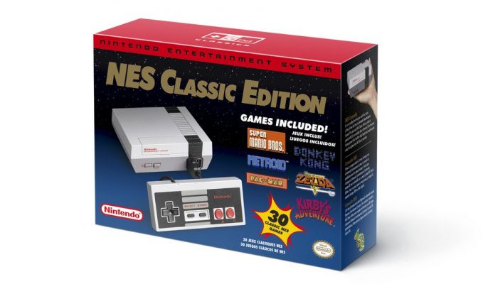 NES Classic Edition comes back to stores on June 29
