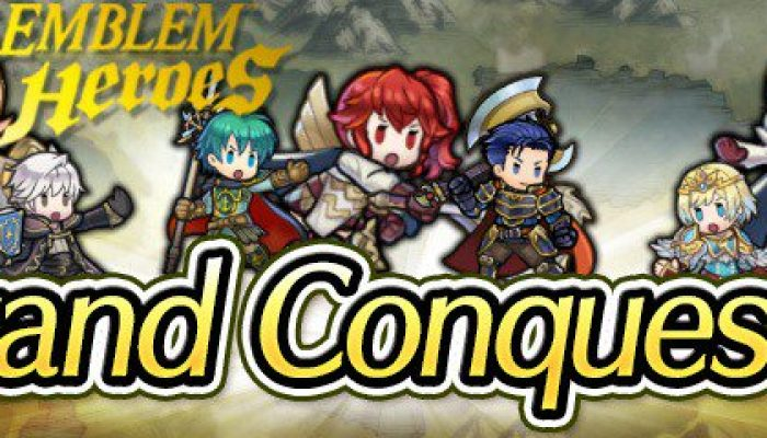 Grand Conquests returning in Fire Emblem Heroes