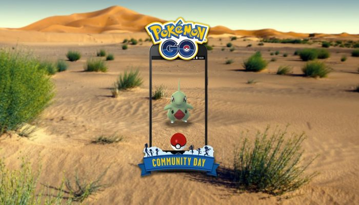 The next Pokémon Go Community Day is on June 16