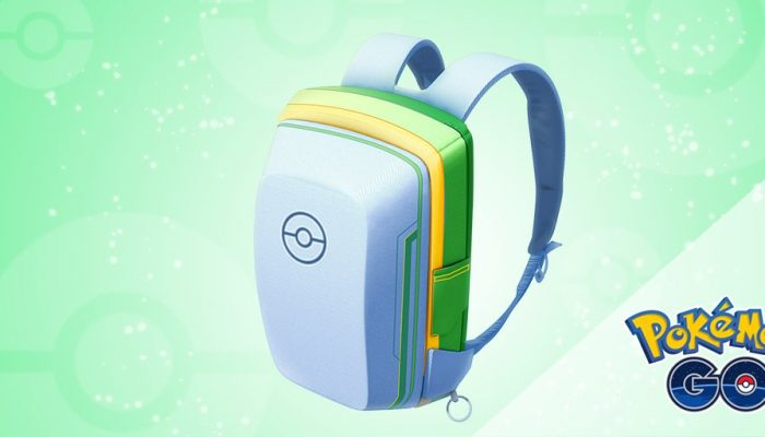More carrying space available for purchase in Pokémon Go