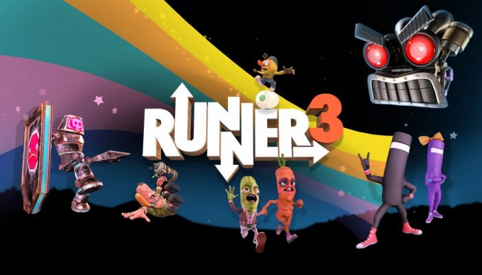 Runner3 with a 15% pre-release discount