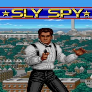 Nintendo eShop Downloads Europe Johnny Turbo's Arcade Sly Spy
