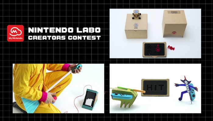 NoA: ' Nintendo Labo Creators Contest for Best Toy-Con mod using Toy-Con Garage ends soon–enter today!'