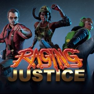 Nintendo eShop Downloads Europe Raging Justice
