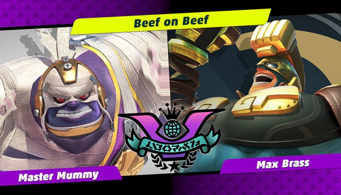 NoA: 'Master Mummy takes on Max Brass in the next Party Crash!'