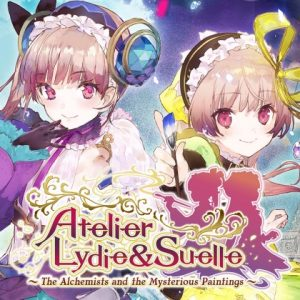 Nintendo eShop Downloads Europe Atelier Lydie & Suelle The Alchemists and the Mysterious Paintings