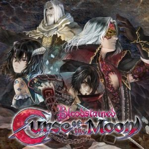 Nintendo eShop Downloads Europe Bloodstained Curse of the Moon